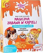 Parfums et Produits cosmétiques Gelée de bain en poudre au parfum d'orangeade sucrée - Chlapu Chlap Magic Slime Fun In Bath