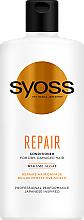 Après-shampooing aux algues wakamé - Syoss Repair Conditioner — Photo N1