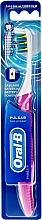 Parfums et Produits cosmétiques Brosse à dents électrique, moyenne, violet clair - Oral-B Pulsar Pro-Expert