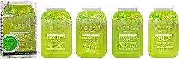 Parfums et Produits cosmétiques Soin et modelage des pieds au thé vert - Voesh Pedi In A Box Deluxe Pedicure Green Tea (35 g)