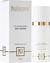 Parfums et Produits cosmétiques Crème de jour au collagène - BioDermic Collagen Day Cream