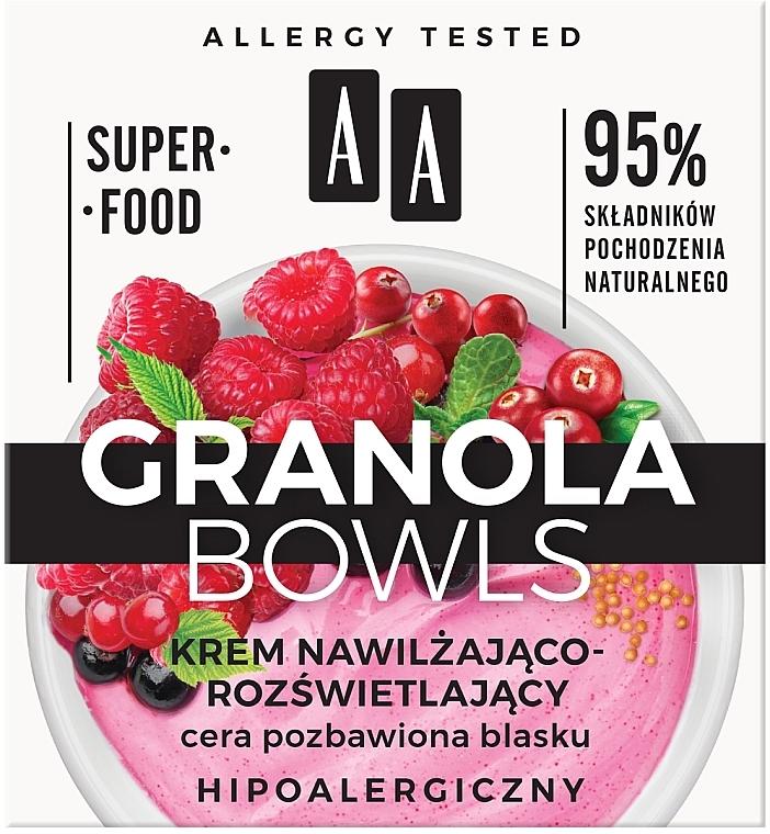 Crème hydratante pour visage - AA Granola Bowls — Photo N3