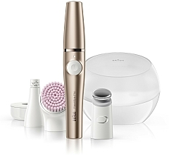 Parfums et Produits cosmétiques Épilateur pour visage, bronze - Braun FaceSpa Pro 921