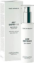 Parfums et Produits cosmétiques Crème de jour bio anti-âge pour visage - Madara Cosmetics Time Miracle Age Defence