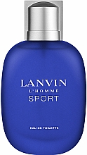Parfums et Produits cosmétiques Lanvin L'Homme Sport - Eau de Toilette
