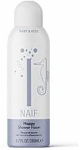 Parfums et Produits cosmétiques Mousse de douche, Heureux - Naif Happy Shower Foam