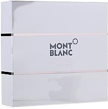 Parfums et Produits cosmétiques Montblanc Legend Spirit - Coffret pour homme (eau de toilette/100ml + baume après-rasage/100ml + eau de toilette/mini/7.5ml)