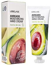 Parfums et Produits cosmétiques Crème à l'extrait d'avocat pour mains - Lebelage Avocado Moisturizing Hand Cream