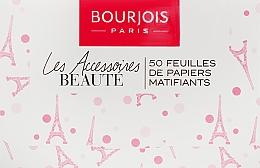 Parfums et Produits cosmétiques Papiers matifiants pour visage - Bourjois Mattifying Blotting Papers