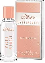 Parfums et Produits cosmétiques S. Oliver #Your Moment - Eau de Parfum