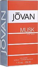 Parfums et Produits cosmétiques Jovan Musk for Men - Eau de Cologne