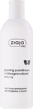 Peeling à la paraffine pour mains - Ziaja Pro Paraffin Scrub
