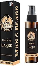 Parfums et Produits cosmétiques Huile à barbe - Man's Beard Huile De Barbe