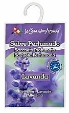 Parfums et Produits cosmétiques Sachet parfumé, Lavande - La Casa de Los Aromas Scented Sachet