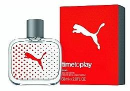 Parfums et Produits cosmétiques Puma Time to Play Man - Eau de Toilette
