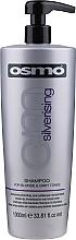 Parfums et Produits cosmétiques Shampooing déjaunisseur - Osmo Silverising Shampoo