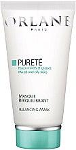 Parfums et Produits cosmétiques Masque rééquilibrant à l'extrait de pamplemousse pour visage - Orlane Balancing Mask