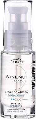Soin à la protéine de soie pour cheveux - Joanna Styling Effect Hair Silk