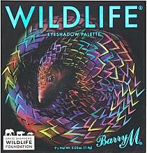 Parfums et Produits cosmétiques Palette de fards à paupières - Barry M Cosmetics Wildlife Eyeshadow Palette Pangolin