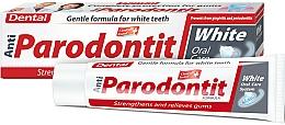 Parfums et Produits cosmétiques Dentifrice anti-parodontit - Dental Anti-Parodontit White