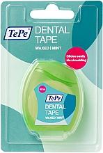 Parfums et Produits cosmétiques Fil dentaire, 40 m - TePe Dental Tape Waxed Mint