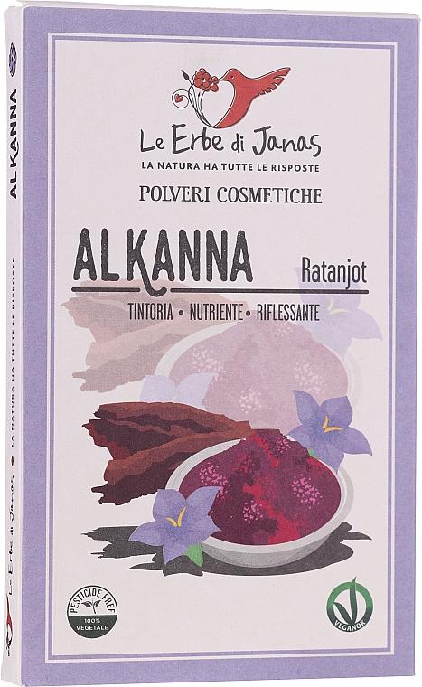 Poudre naturelle pour cheveux, Orcanette des teinturiers - Le Erbe di Janas Alkanna — Photo N1