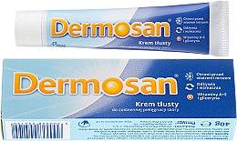 Parfums et Produits cosmétiques Crème aux vitamines A et E pour visage et corps - Dermosan Face Cream