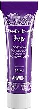 Parfums et Produits cosmétiques Après-shampooing pour cheveux à porosité moyenne - Anwen Emollient Iris Conditioner (mini)