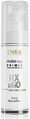 Base de maquillage - Delia Cosmetics Fix&Go Face Primer