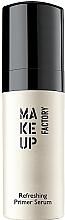 Parfums et Produits cosmétiques Sérum base à l'huile de macadamia pour visage - Make Up Factory Refreshing Primer Serum