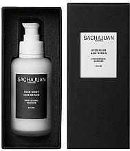 Parfums et Produits cosmétiques Gel de nuit à l'extrait d'algues pour cheveux - Sachajuan Over Night Hair Repair
