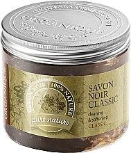 Parfums et Produits cosmétiques Savon noir 100% naturel - Organique Savon Noir Cleaning&Softening