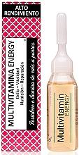 Parfums et Produits cosmétiques Ampoules multivitaminées pour cheveux - Nuggela & Sule' Multivitamin Energy Ampoule