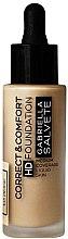 Parfums et Produits cosmétiques Fond de teint - Gabriella Salvete Correct & Comfort Foundation
