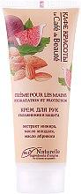 Parfums et Produits cosmétiques Crème à l'extrait de figue et beure d'abricot pour mains - Le Cafe de Beaute Hand Cream