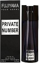 Parfums et Produits cosmétiques Succes de Paris Fujiyama Private Number - Eau de Toilette