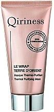 Parfums et Produits cosmétiques Qiriness Thermal Purifying Mask - Masque thermo-purifiant à l'huile de graines de raisin pour le visage