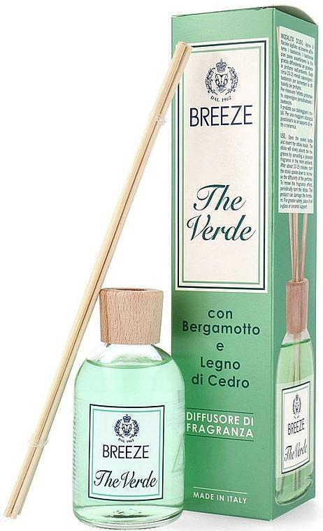 Breeze The Verde - Bâtonnets parfumés