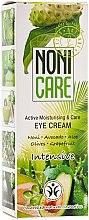Parfums et Produits cosmétiques Crème à l'huile d'olive et d'avocat contour des yeux - Nonicare Intensive Eye Cream