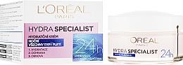 Parfums et Produits cosmétiques Crème de nuit à la vitamine B5 et glycérine - L'Oreal Paris Triple Active