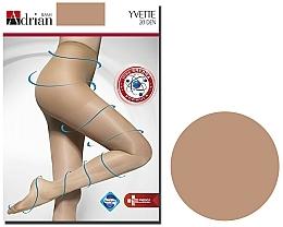 Parfums et Produits cosmétiques Collant pour femme, Yvette, 20 Den, playa - Adrian