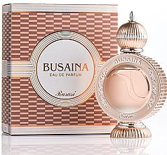 Parfums et Produits cosmétiques Rasasi Busaina - Eau de Parfum