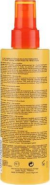 Spray solaire sans parfum pour enfants, SPF 50 - Uriage Suncare product — Photo N2