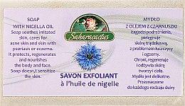 Parfums et Produits cosmétiques Savon exfoliant à l'huile de nigelle - Efas Saharacactus Nigella Oil Soap