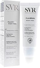 Parfums et Produits cosmétiques Soin de nuit exfoliant pour visage - SVR Clairial Night Peel Peeling