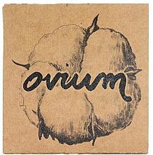 Parfums et Produits cosmétiques Disque démaquillant réutilisable, carré - Ovium