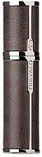 Parfums et Produits cosmétiques Étui pour vaporisateur parfum rechargeable, gris - Travalo Milano Case U-change Grey