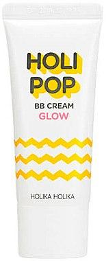 BB crème illuminante - Holika Holika Holi Pop Glow BB Cream