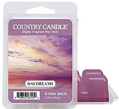 Parfums et Produits cosmétiques Cire parfumée pour lampe aromatique - Country Candle Daydreams Wax Melts