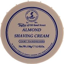 Parfums et Produits cosmétiques Crème de rasage luxueuse aux amandes - Taylor of Old Bond Street Almond Shaving Cream Bowl
